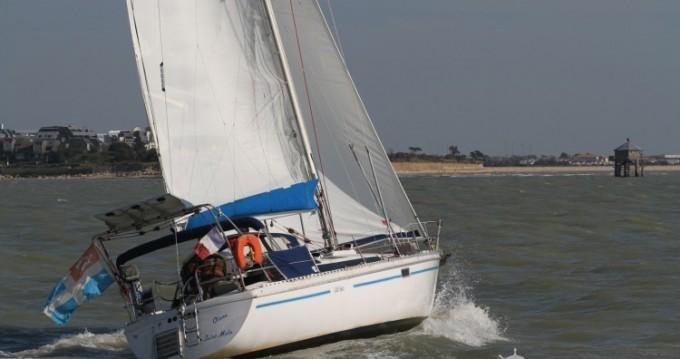 Noleggiare una Gibert Marine Gib Sea 116 a Diélette
