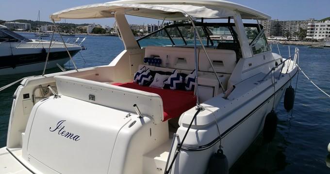 Noleggio Barca a motore a Cambrils – Tiara 4000 Express