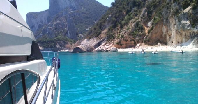 Noleggio Yacht a Arbatax – Azimut Azimut 52 Fly