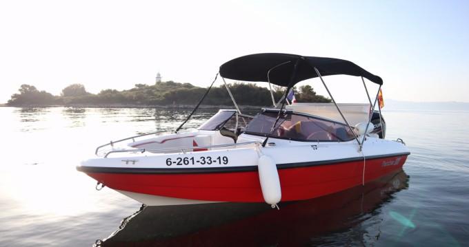 Fletcher Arrowstreak 17 GTO tra privati e professionisti a Port d'Alcudia