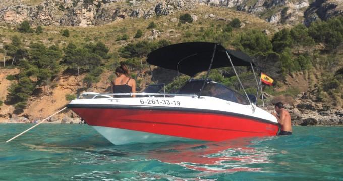Noleggio Barca a motore con o senza skipper Fletcher a Port d'Alcudia