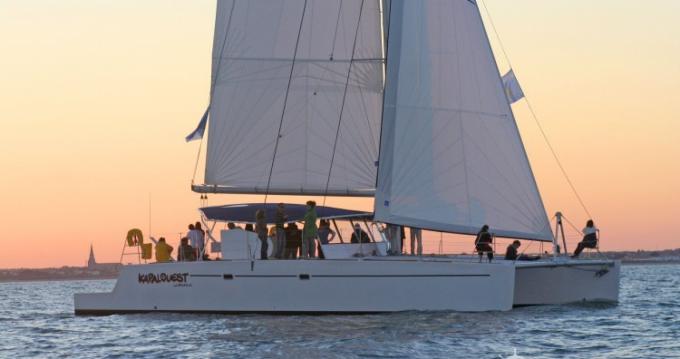Noleggio Catamarano con o senza skipper Naval Force 3 a La Rochelle