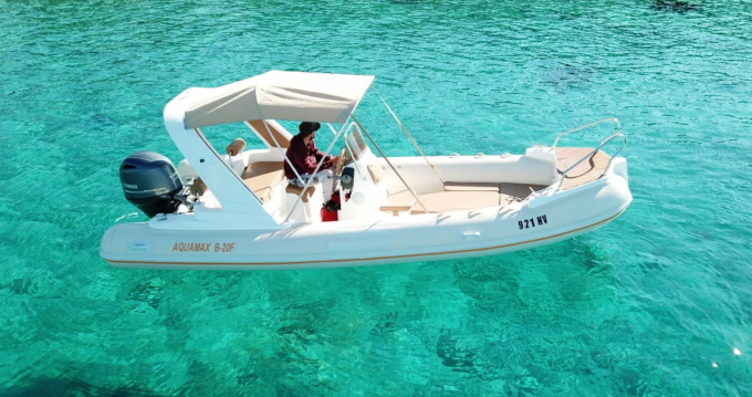 Noleggio barche Aquamax Aquamax 20 a Lesina su Samboat