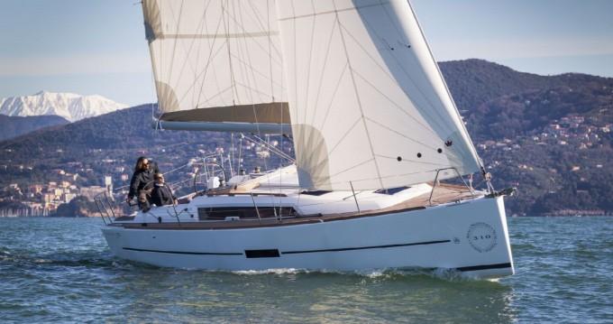 Noleggio barche Arzon economico 310