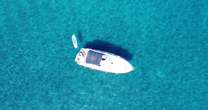 Noleggio barche Lipari economico Mira 37