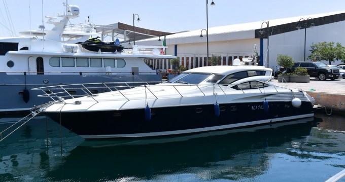 Noleggio Yacht a Poltu Quatu –  Sanico 60
