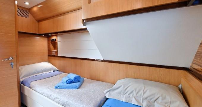 Yacht a noleggio a Poltu Quatu al miglior prezzo