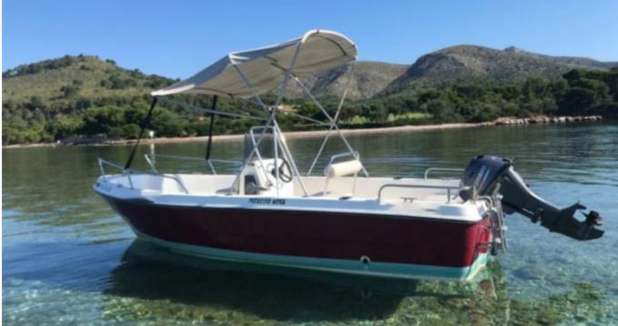 Noleggio barche goldenfin fishing-fun  a Port d'Alcudia su Samboat