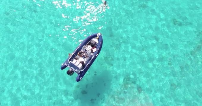 Noleggio yacht a Tahiti – Falcon Falcon 520 su SamBoat