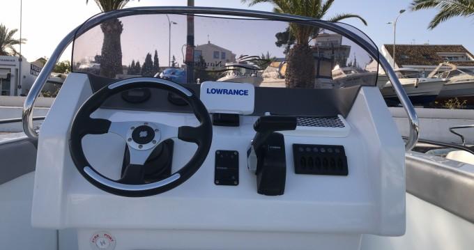 Noleggio Barca a motore a Altea – Bwa Bma X 199