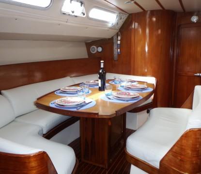 Noleggio Barca a vela con o senza skipper Atlantic a Lu Canniscioni