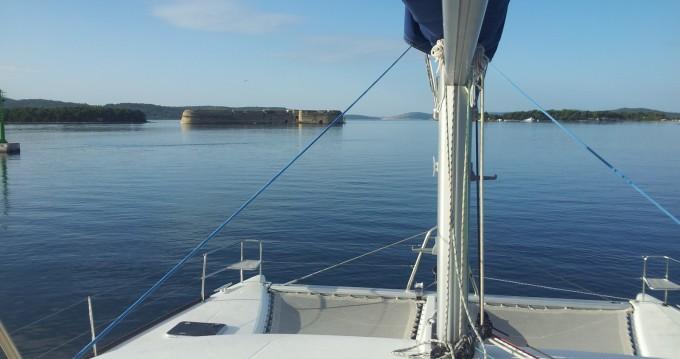 Lagoon Lagoon 440 tra privati e professionisti a Fertilia
