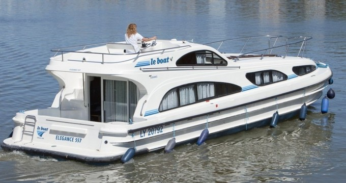 Noleggio barche Decize economico Elegance