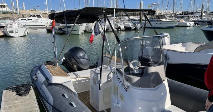 Noleggio Gommone con o senza skipper Capelli a Royan