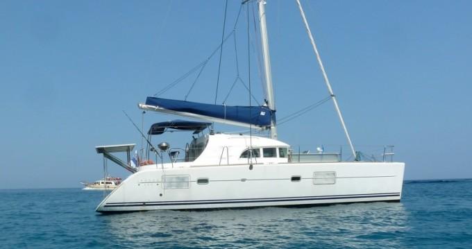 Noleggio barche Arbatax economico Lagoon 380