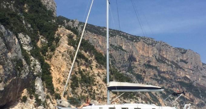 Noleggio Barca a vela a Arbatax – Bénéteau Cyclades 39.3