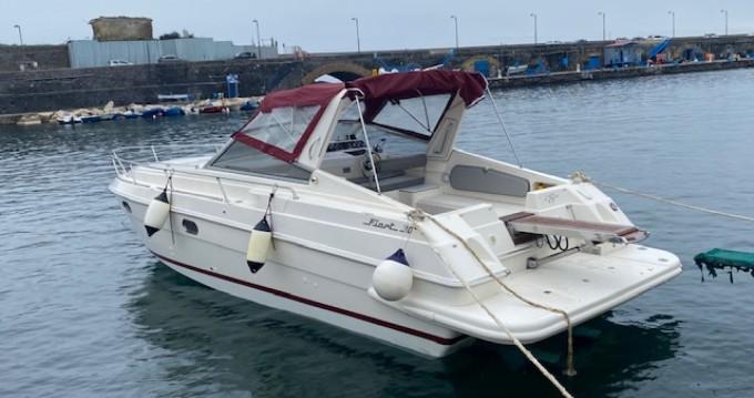 Noleggio barche Napoli economico Fiart 30