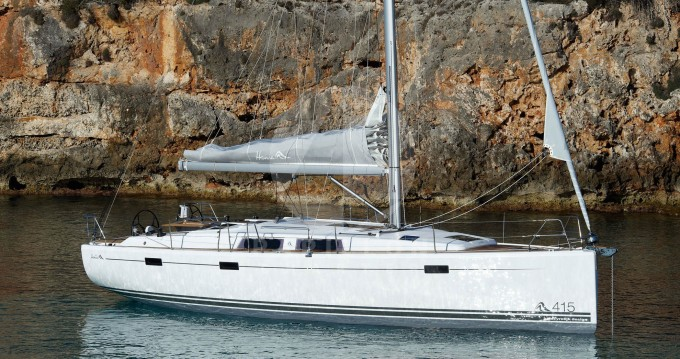 Noleggio yacht a Ibiza Town – Hanse Hanse 415 su SamBoat