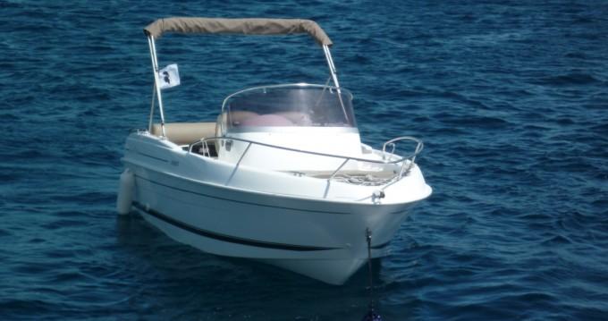 Noleggio barche Bastia economico Cap Ferret 552 Open