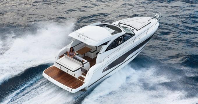 Noleggio Barca a motore a Napoli – Jeanneau Leader 36 Sportop