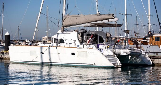 Noleggio Catamarano con o senza skipper Lagoon a Ibiza Island