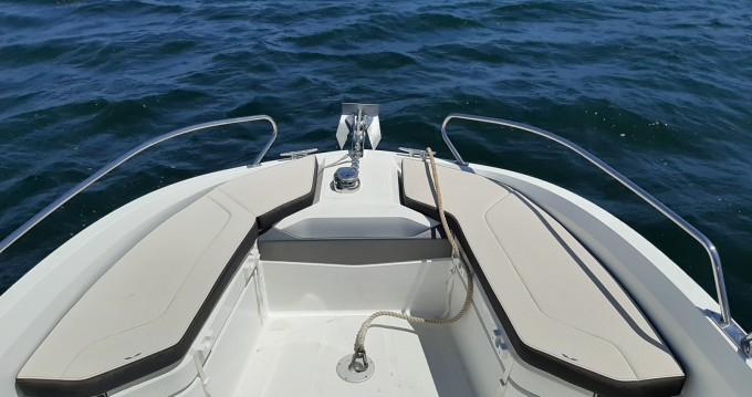 Noleggiare una Marlin Boat Marlin Boat 17 FB a Porto-Vecchio
