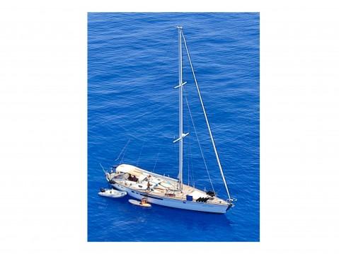 Noleggio Barca a vela a Tropea – Dufour Dynamique 62