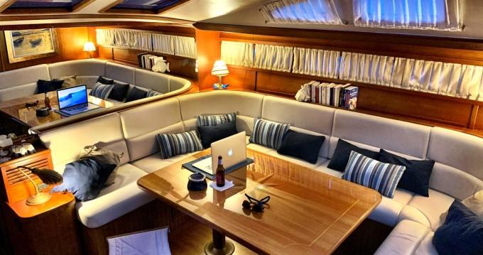 Noleggio Barca a vela con o senza skipper Dufour a Tropea