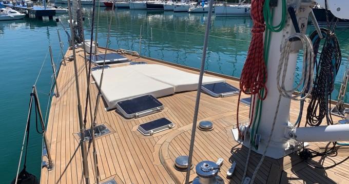 Noleggio barche Dufour Dynamique 62 a Tropea su Samboat