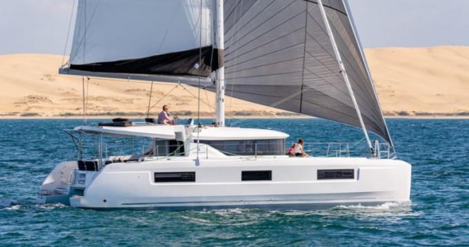 Noleggio yacht a Tropea – Lagoon Lagoon 46 su SamBoat