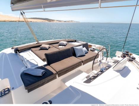 Noleggio Catamarano con o senza skipper Lagoon a Tropea