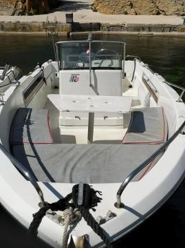 Noleggio barche Jeanneau Cap Camarat 575 a Ensuès-la-Redonne su Samboat