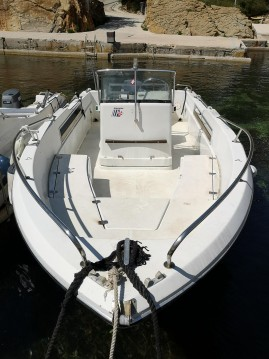 Noleggio yacht a Ensuès-la-Redonne – Jeanneau Cap Camarat 575 su SamBoat