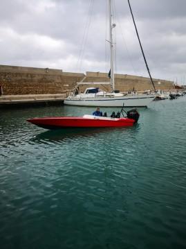 Noleggio yacht a Crotone – Nitra Boats 22 Super Sport su SamBoat