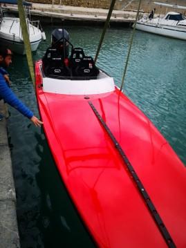 Nitra Boats 22 Super Sport tra privati e professionisti a Crotone