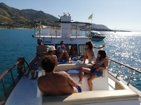 Noleggio barche Aquamar Panaria 465 a Marsala su Samboat