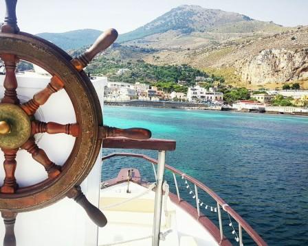 Noleggio barche Marsala economico Panaria 465