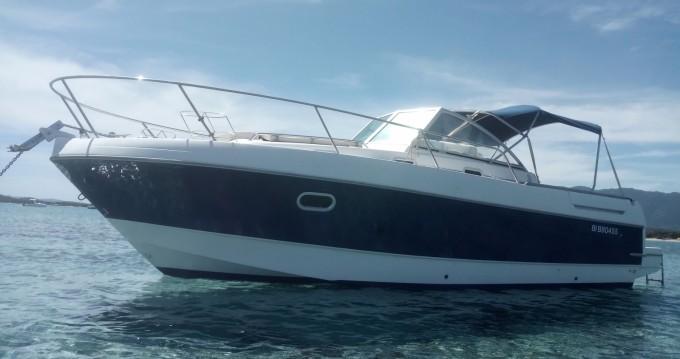 Noleggio barche Bénéteau Ombrine 800 a Porto-Vecchio su Samboat
