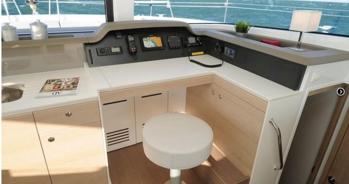 Noleggio Catamarano con o senza skipper Catana a Napoli