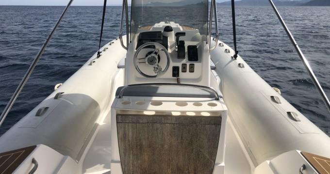 Noleggio barche Capelli Tempest 700 Sun a L'Île-Rousse su Samboat