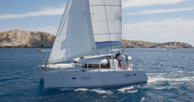 Noleggio yacht a Angra dos Reis – Lagoon Lagoon 400 S2 su SamBoat