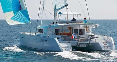 Noleggio barche Nosy Be economico Lagoon 450