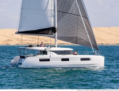 Noleggio Catamarano a Angra dos Reis – Lagoon Lagoon 46 OW - 3 + 1 cab.