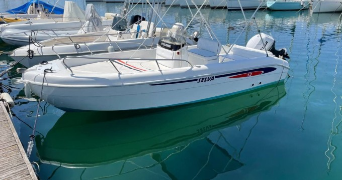 Noleggio barche Alghero economico Selva D 5.3