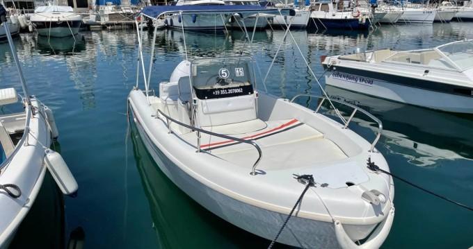 Noleggio Barca a motore a Alghero – Selva Selva D 5.3