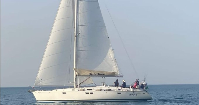 Noleggio barche Balestrate economico Oceanis 461