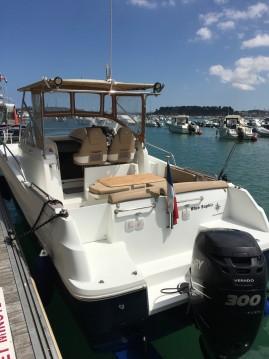 Noleggio Barca a motore con o senza skipper Jeanneau a Dinard