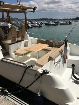 Noleggio Barca a motore a Dinard – Jeanneau Cap Camarat 8.5 WA