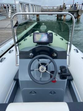 Noleggio yacht a Le Canon – 3D Tender Lux 635 su SamBoat