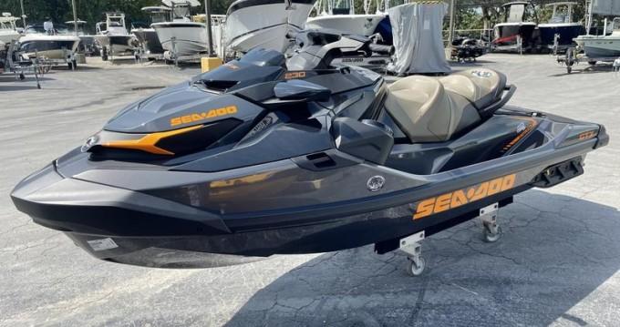 Noleggiare una Sea-Doo GTX 230 a Porto Torres